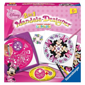 2in1 Mandala Minnie Mouse