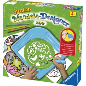 Junior Mandala-Designer zoo